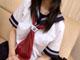 可愛い日本のパイパン娘 1