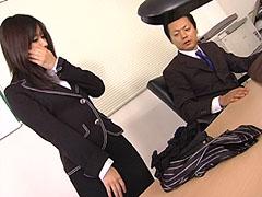 淫乱インテリ秘書 2