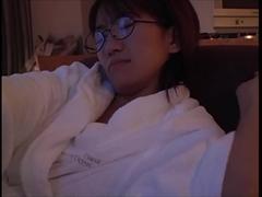 エロ〜い眼鏡美少女