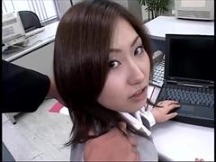 オフィスの裏側 〜大胆OLの上司弄り〜