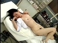 セクハラ病院 〜エロ院長に、患者にセクハラされるナース〜