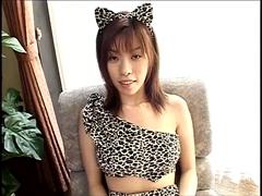 エロ美ボディなメス猫
