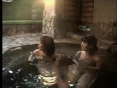 逆ナン美人姉妹誘惑の混浴温泉 2