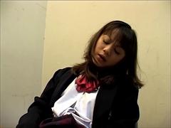 オナニーを見られてしまった悲劇 〜変貌したセクハラ教師のエッチな指導〜