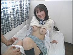 Horny Girl In Uniform エッチな制服美少女02