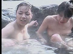 チ○○ユ願望人妻温泉旅行 Part.4 秘湯巡り01
